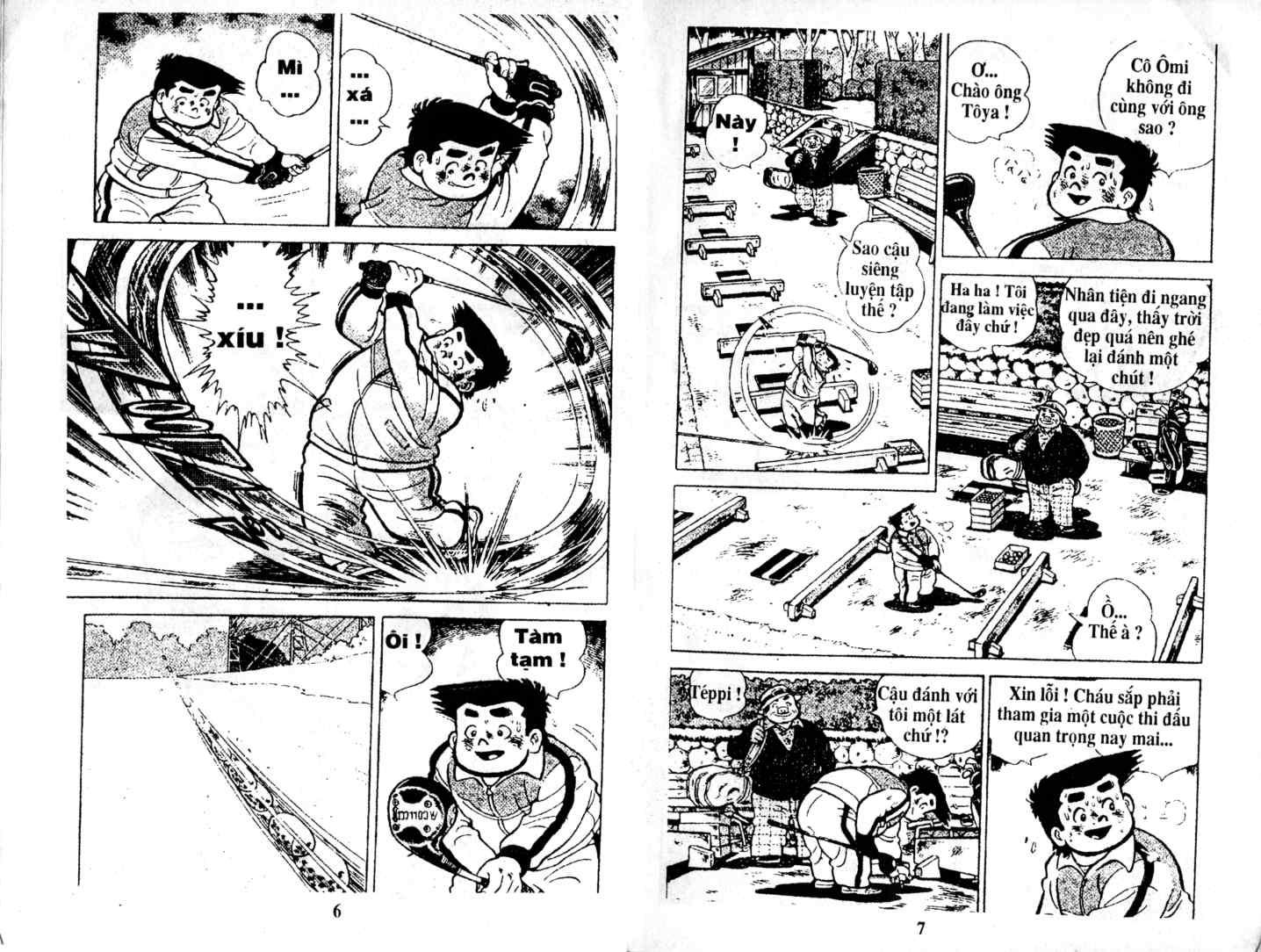 Ashita Tenki ni Naare chapter 15 trang 2