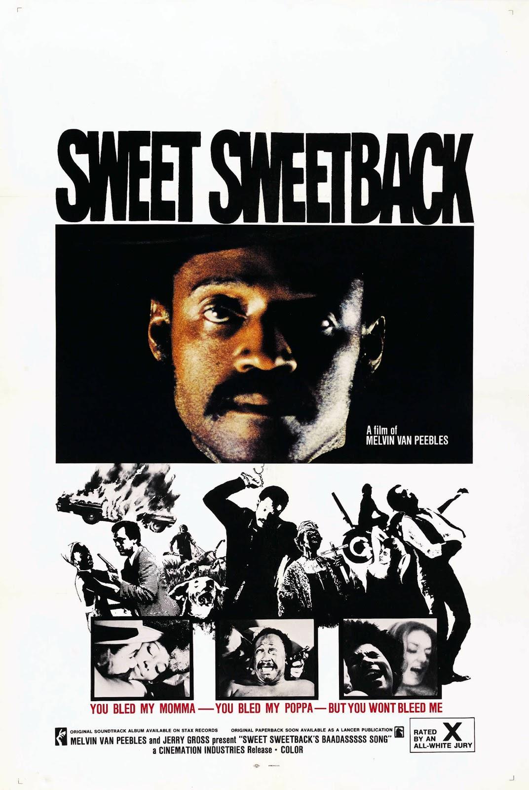 Sweet sweetback's badasssss song sex