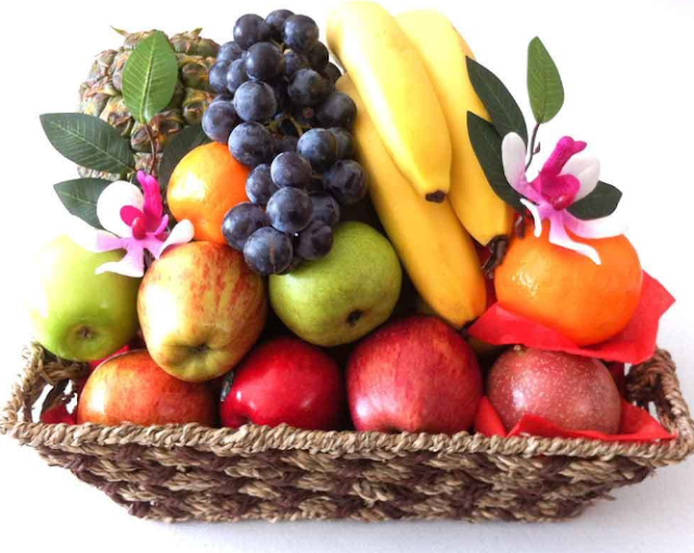 Fruit Basket, Delivery In Singapore