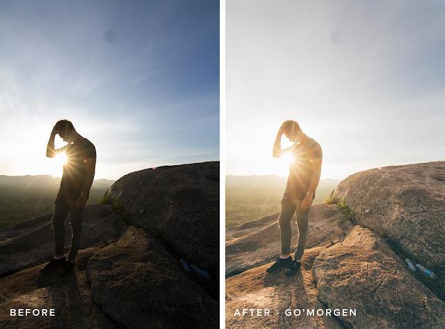 Download Prezzl - Solhaugen Lightroom Presets