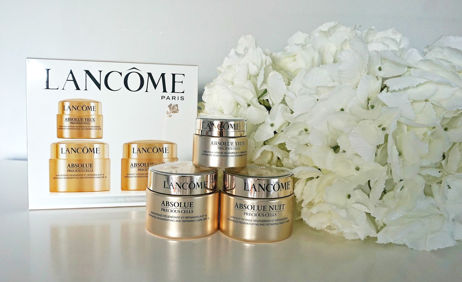 Lancome Absolue Precious Cells Power Of 3 Set Review