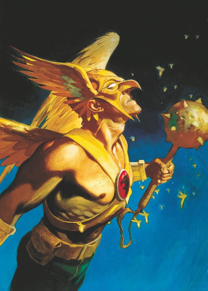 Toy Banditz Dc Universe Classic Hawkman