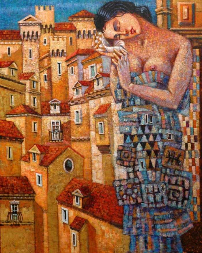 Образы на ткани. Maciej Urbaniak