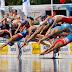 Vídeo | El equipo de triatletas que se apuntó a salto de trampolín