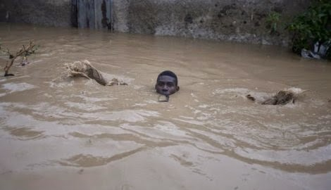 flood makurdi benue state