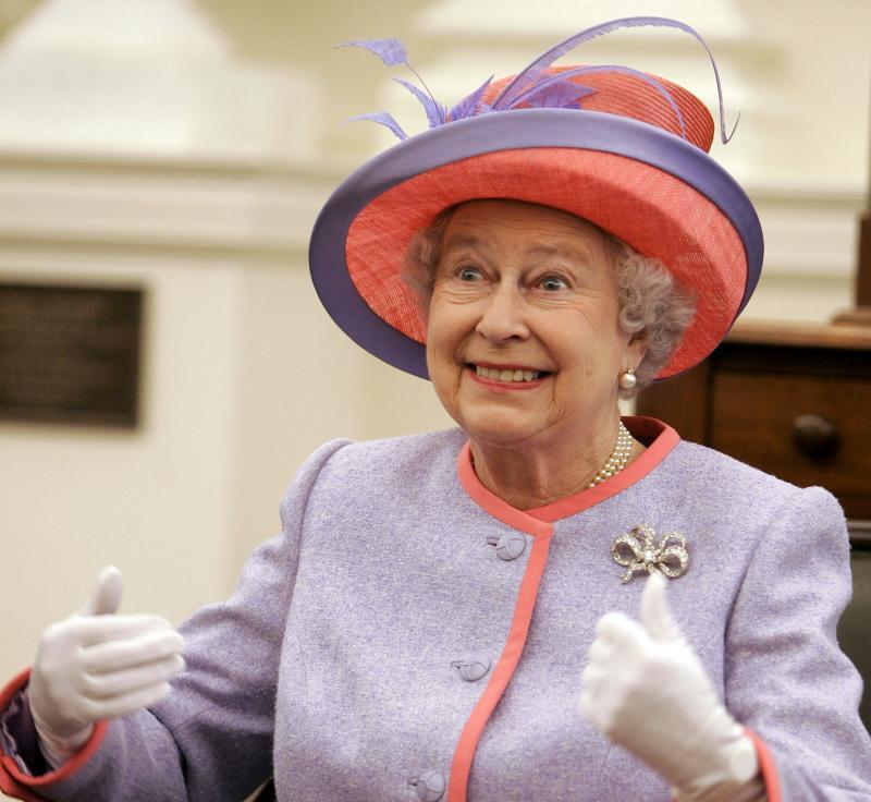 Queen Elisabeth Gets A Raise