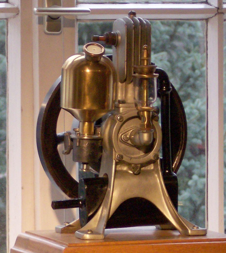 DKW Des Knaben Wunsch 18cc engine