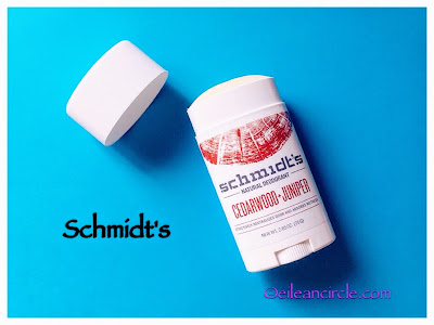 Desodorante natural Schmidt's cosmética natural