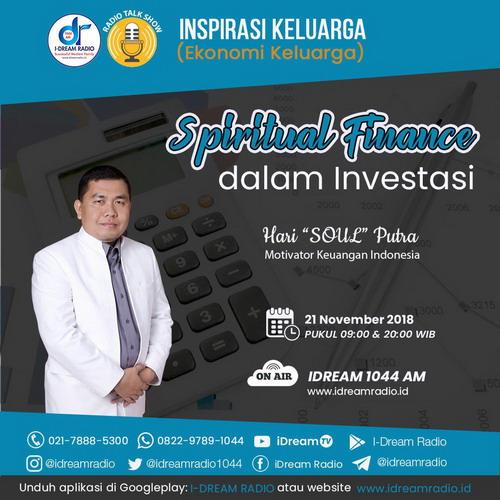 Spiritual Finance dalam Investasi