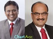 #ChartAcc CA. K Raghu Elected New President ICAI Year 2014-15 CA. Manoj Fadnis New Vice President Vikrmn Author 10 Alone CA Vikram Verma