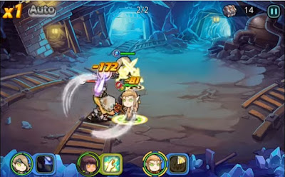Magic Craft v1.3.0 Mod APK Data High Damage + Health