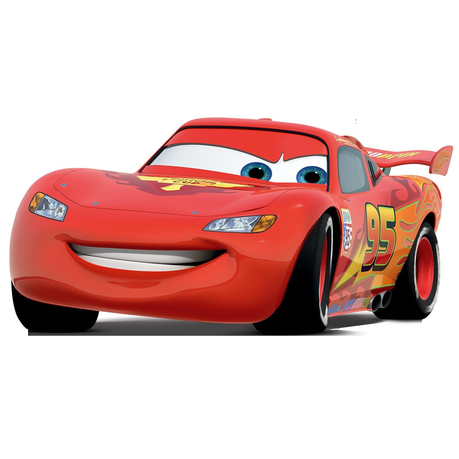 Cars_Lightning McQueen