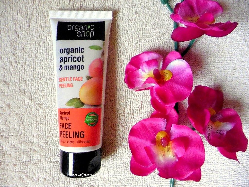 organic-shop-peeling-enzymatyczny, peeling-morela-mango