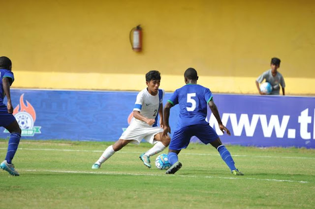 India go down to Tanzania, South Korea start with a win - AIFF Youth Cup