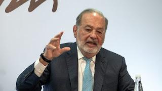Orang Terkaya Nomor 6 dunia Carlos Slim