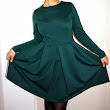 The Evergreen Dress (MMM #12)