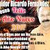 Regidor Ricardo Fernandez Aviña desea feliz Año Nuevo 2017