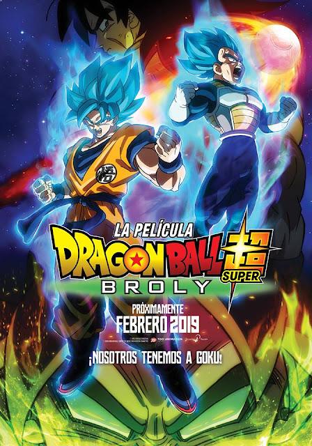 """Se adelanta la fecha de estreno en cines de """"Dragon Ball Super: Broly"""""""