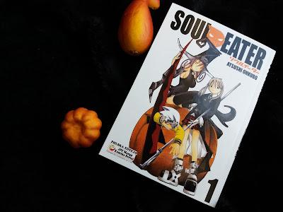Atsushi Ohkubo - Soul Eater t.1