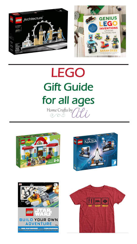 Ultimate Lego Gift Guide for All Ages