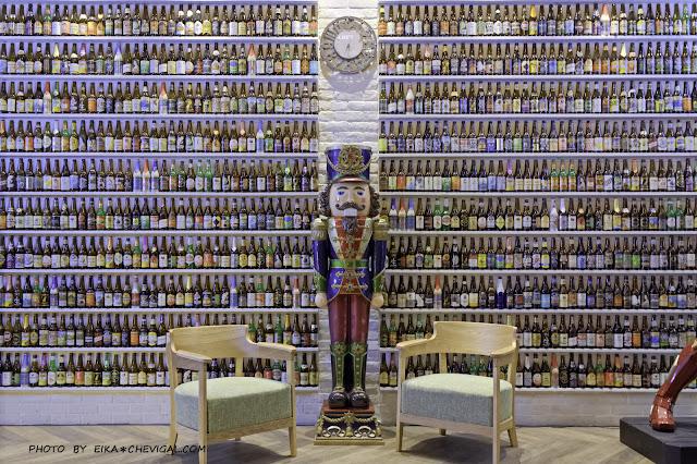 MG 6625 - 熱血採訪│400多款精釀啤酒喝不完!隱身在青海路的薩克森餐酒館旗艦店,餐點氣氛都不錯!