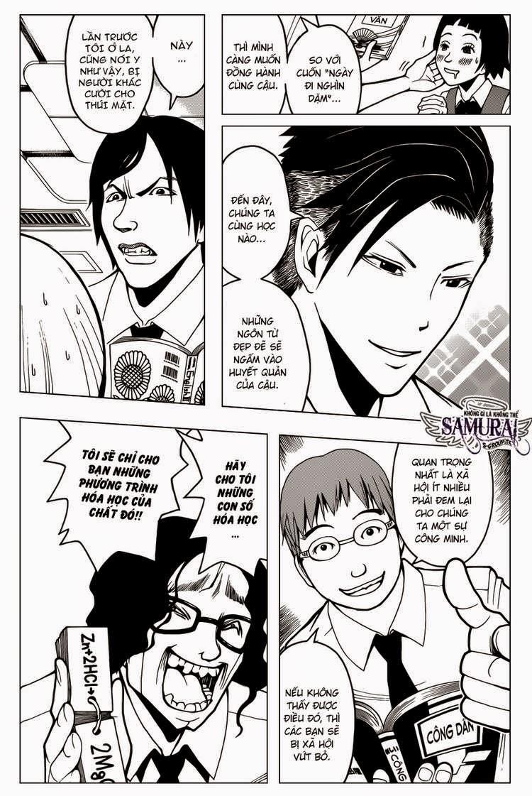 Ansatsu Kyoushitsu chap 51 trang 3