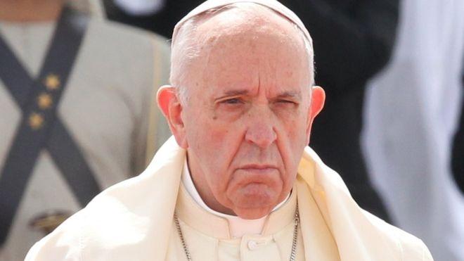 Paus Fransiskus : Biarawati Dijadikan Budak Seks Oleh Pastor