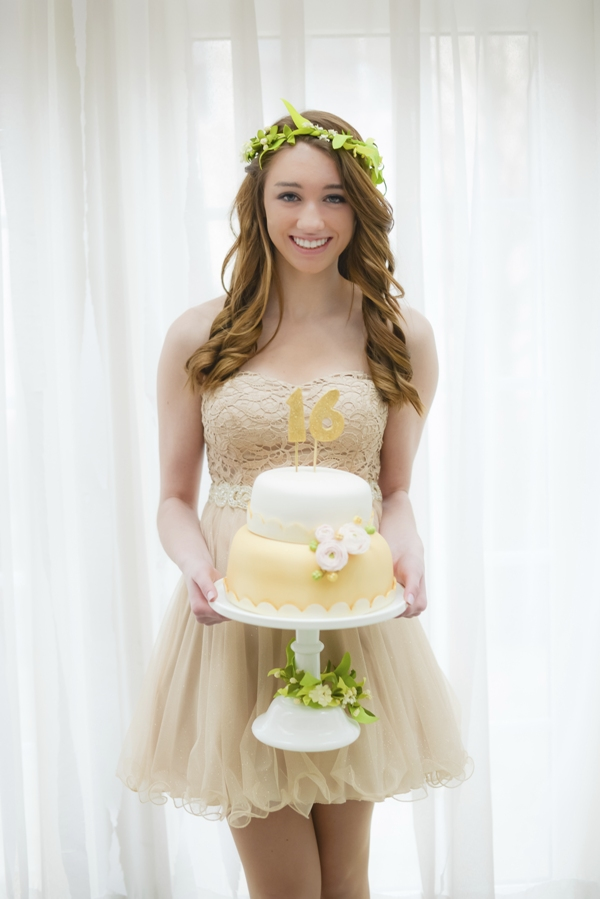 A Sweet 16 Birthday Party Ideas & Printables