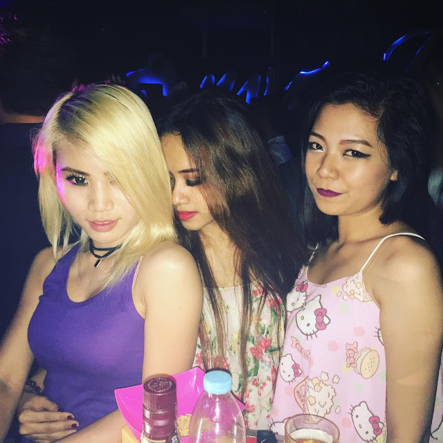 Inya Bar Nightclub In Yangon Myanmar