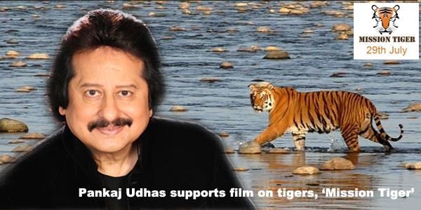 singer-pankaj-udhas-supports-film-on-tigers