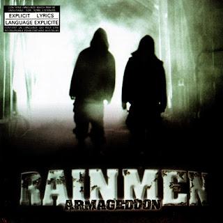 Rainmen - Armageddon (1999) (Canadá)