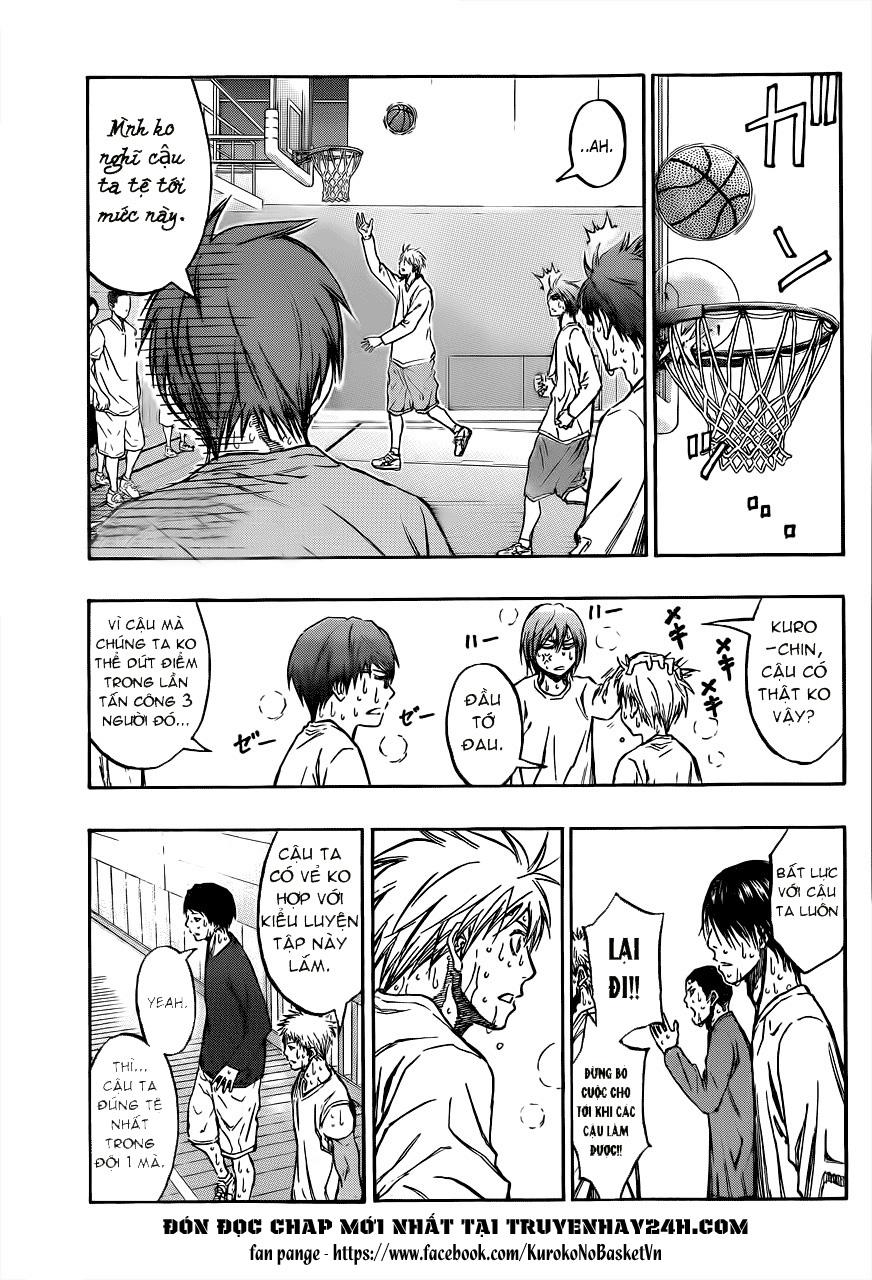 Kuroko No Basket chap 210 trang 3