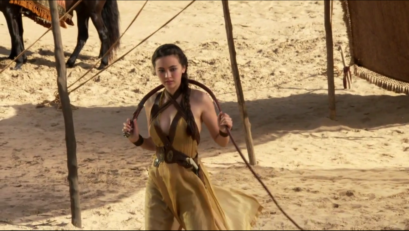 ebl sand snakes of dorne rule 5 game of thrones season 5
