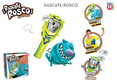 RÁSCATE ROSCO - Juego de Mesa | IMC Toys 2017 | COMPRAR JUGUETE - JOGUINES contenido y detalle