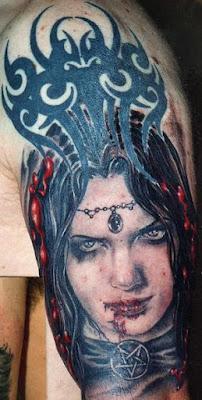 tatuagens goticos