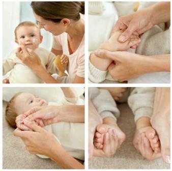 Лікування кашлю у дітей - мазь і натирання