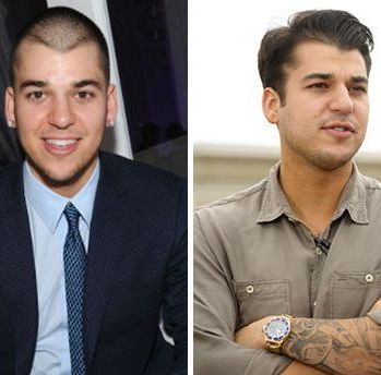 Rob Kardashian's family scared for his life after massive weight gain