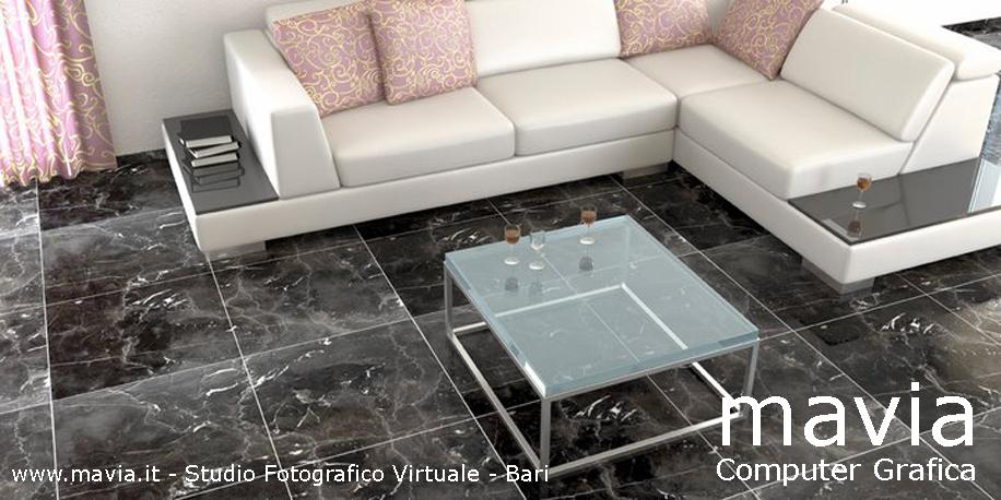 Arredamento di interni pavimenti per interni moderni for Piastrelle per soggiorno
