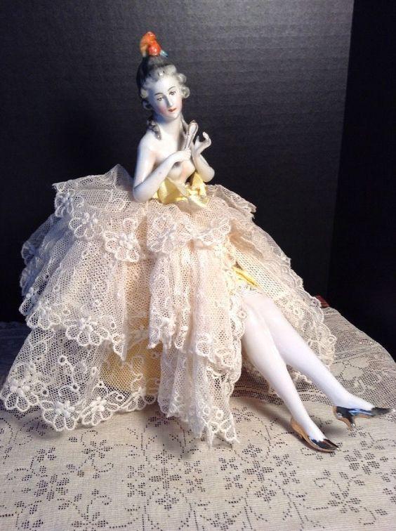 Платье для фарфоровой куклы своими руками выкройка