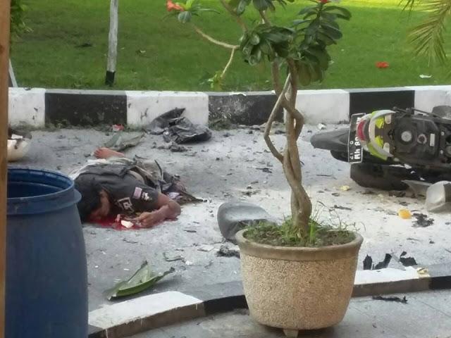 Selain Kantor Polisi, Jaringan Teror Bom di Solo juga Targetkan Gereja dan Vihara