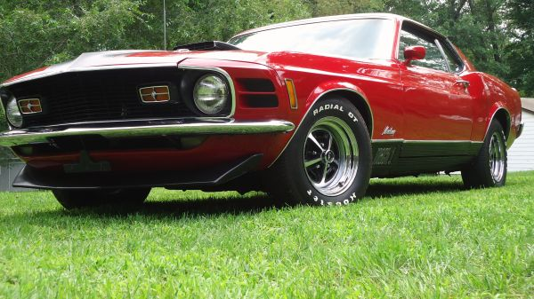 Daily Turismo: 15k: 1970 Ford Mustang Mach 1