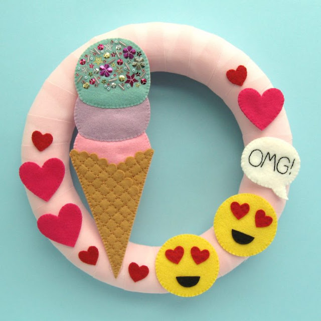 https://www.thevillagehaberdashery.co.uk/blog/2017/a-year-of-wreaths-august-felt-ice-cream-wreath-by-laura-howard