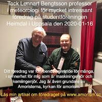 Jpg. Lennart Bengtsson