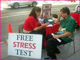 free stress test scientology
