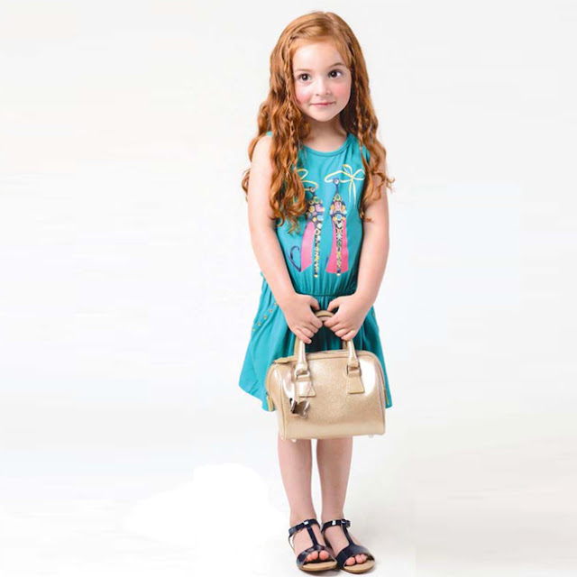 Imoga | Easter Dress | Girls Boutique Clothing | Chichi Mary