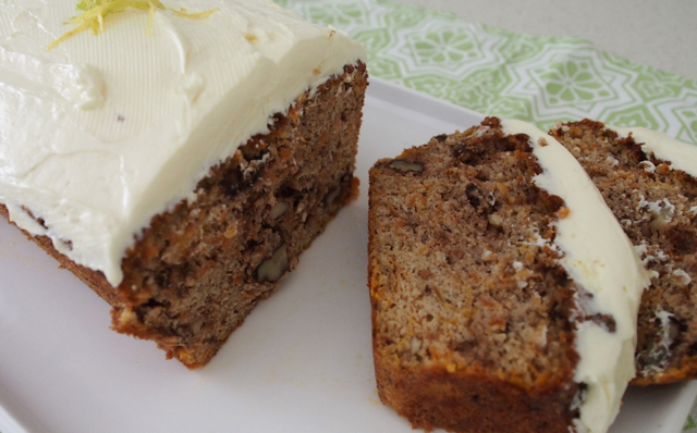 Low Fat Cake Recipes Uk: The Low Carb Diabetic: Carrot Cake : Low Carb Version