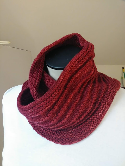 free cowl or scarf pattern from Stephen West