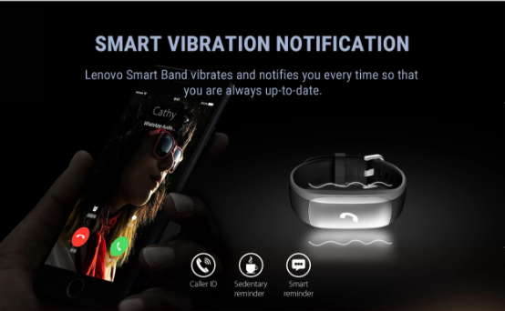 lenovo smart band specifications