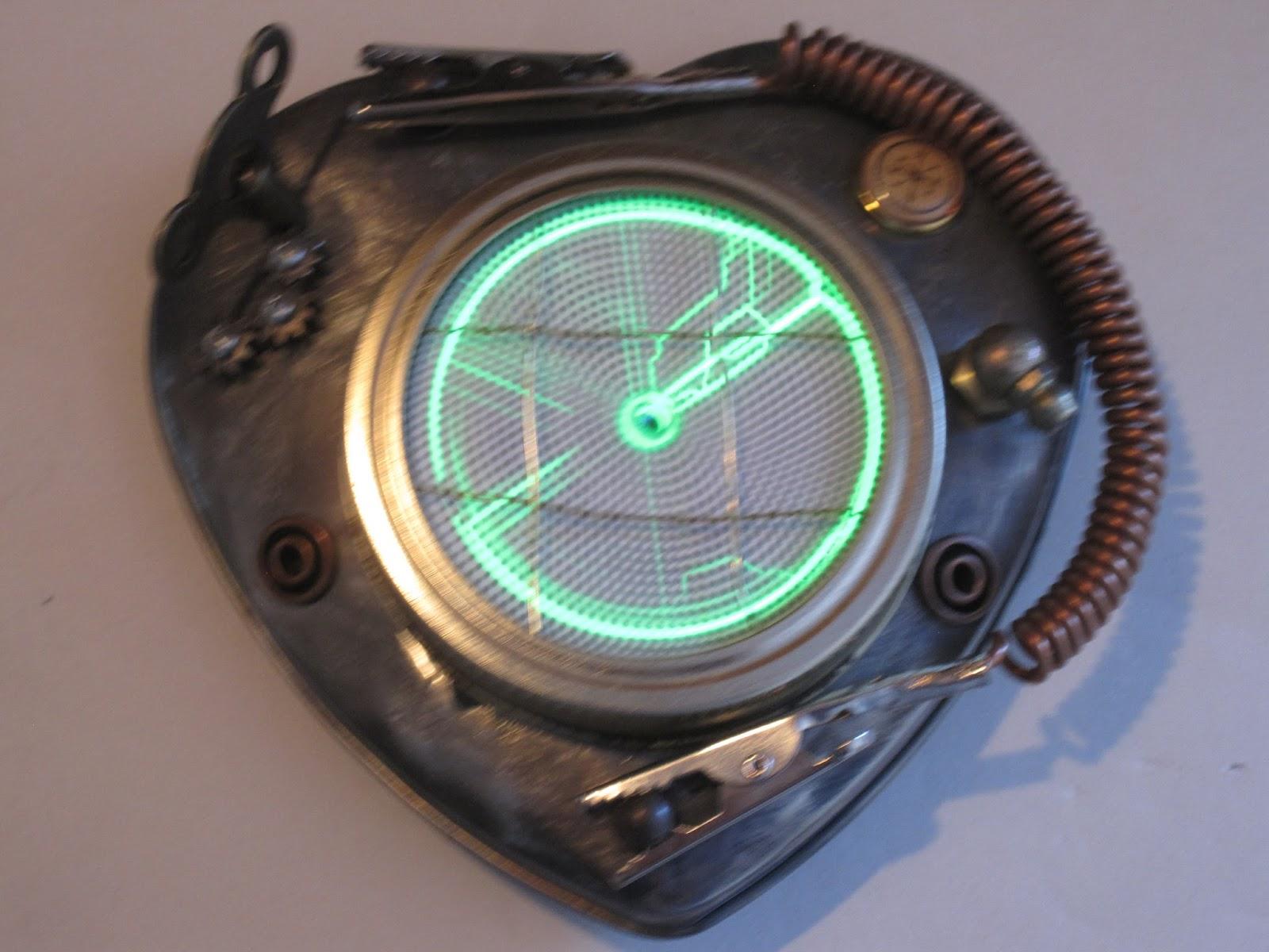 Mark 2 Heart | The Iron Tailor