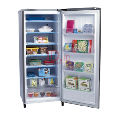 LG Freezer GN-INV304SL-Silver
